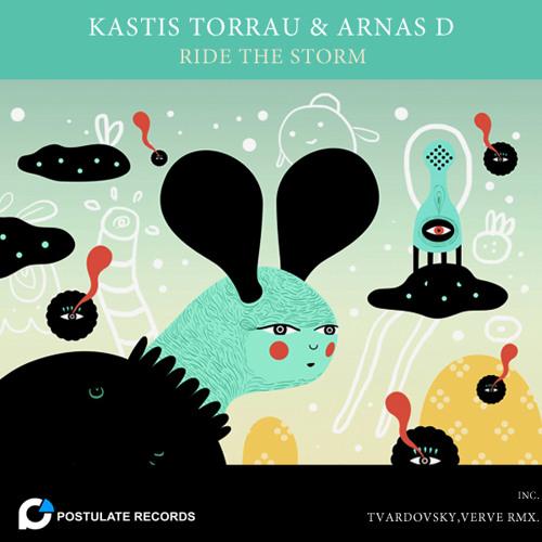 Kastis Torrau & Arnas D - Storm (Preview Cut) [Postulate Records]