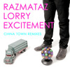 Razmataz Lorry Excitement - China Town (Field Music remix)