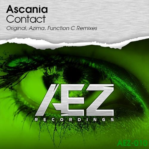 AEZ010 : Ascania - Contact (Azima Remix)