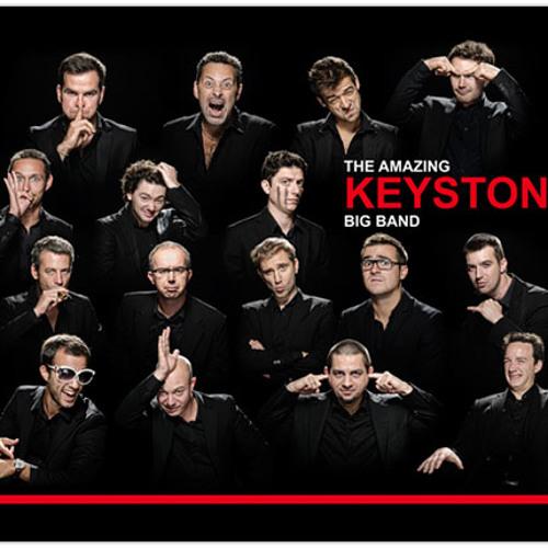 The Amazing Keystone Big Band - Stompin at the Savoy