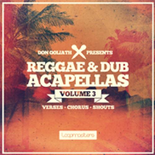 Don Goliath - Reggae & Dub Acapellas Vol.3