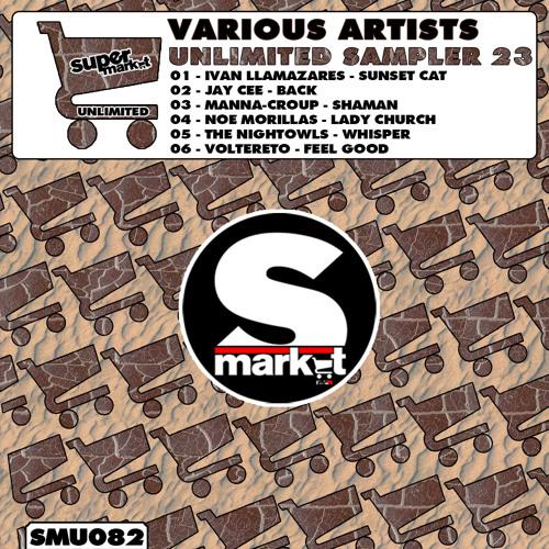 Noe Morillas - Lady Church (Original mix) SUPERMARKET Records