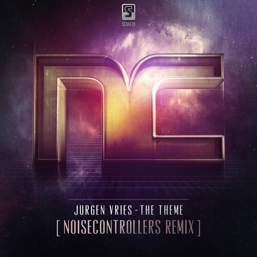Jurgen Vries - The Theme (Noisecontrollers remix) (#SCAN119 preview)