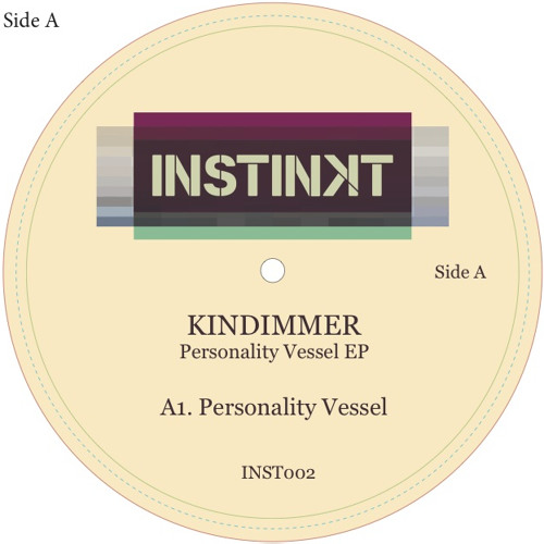 Kindimmer - Personality Vessel Ep