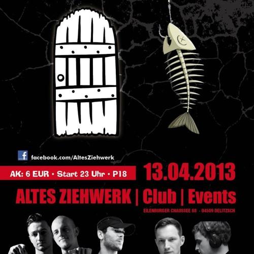 Wanja & Crotekk *live* Altes Ziehwerk Delitzsch 13.04.13