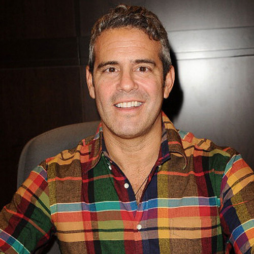 Andy Cohen Talks Being Stuck on An Island with 'Real Housewives'