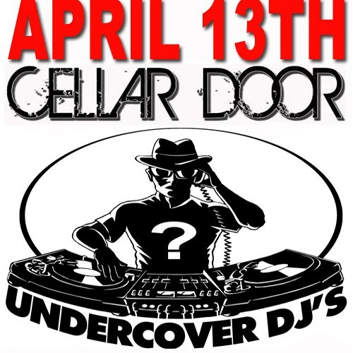 Recorded LIVE @ Cellar Door April 13th.... ROCKIN CROWD!!! 1am - 3:30am