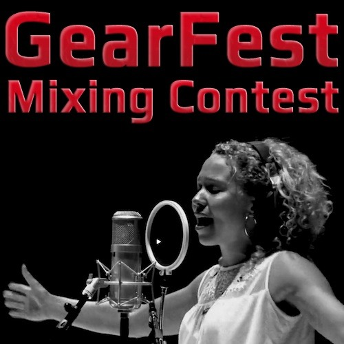 GearFest Mixing Contest