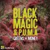 Black Magic & P.U.M.A. - Greens & Money (Gutter Brothers Remix) [TEASER] on Beatport now!