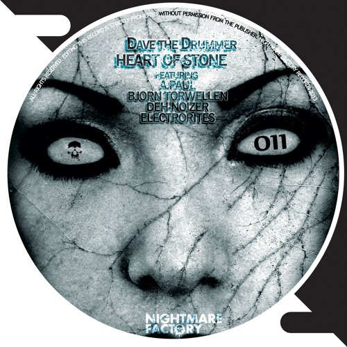 Dave The Drummer - Shard of Glass (A.Paul Remix)