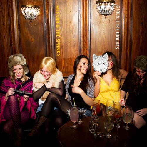 Miesha & the Spanks Wrecking Ball - Classic Rock disCOVERy Series 04/15/13