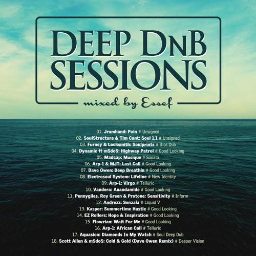 Deep DnB Sessions 20