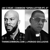 Common - Open Letter pt.2 (ft. Jay-Z)