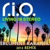 R.I.O - Living In Stereo 2013 (Ercüment Karanfil Remix)