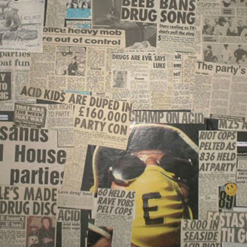 Classic acid house mix by nowletshavesomefun for Acid house tracks