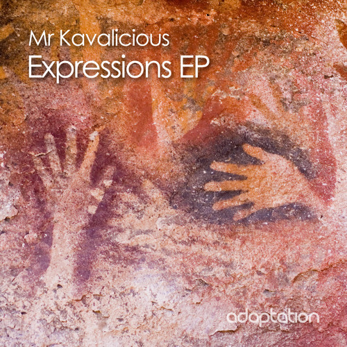 Mr Kavalicious - Expressions EP