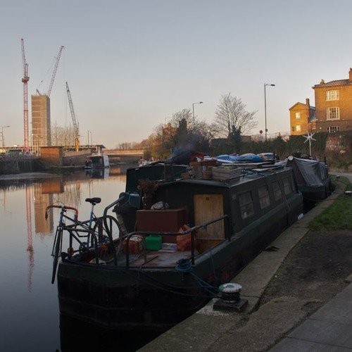 Regents Canal Boat Exhaust LS3_534