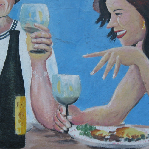 """""""Food & Drink""""  Louis Untermeyer 1965"""