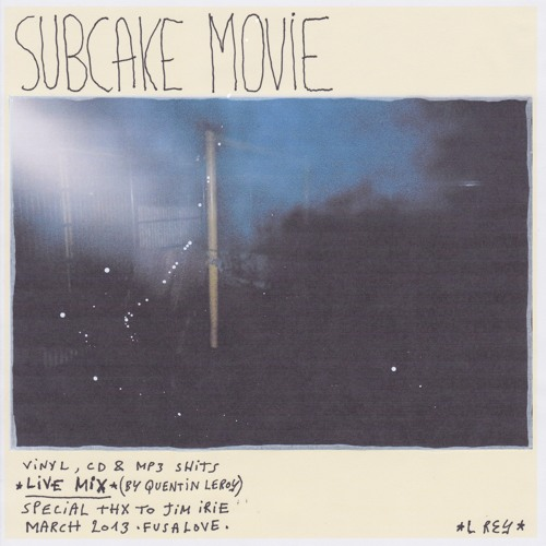 SubCake Movie (Live / Mix)
