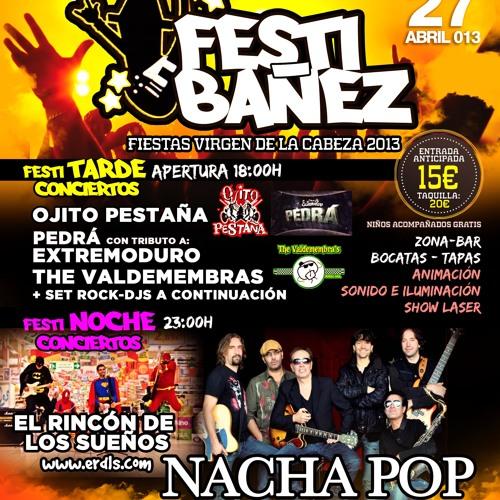 FESTIBÁÑEZ PLAZA DE TOROS 2013