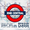 RNB CENTRAL - BANK HOLIDAY SUN 26TH MAY @ PROUD (CAMDEN) MIX MUSIC CD