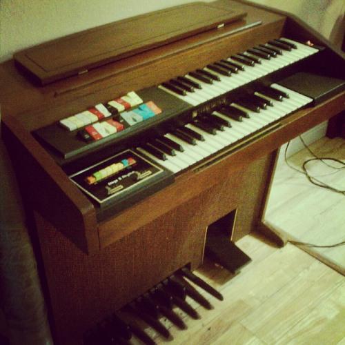 Abuse -Organ Riff (Hammond Romance Series)