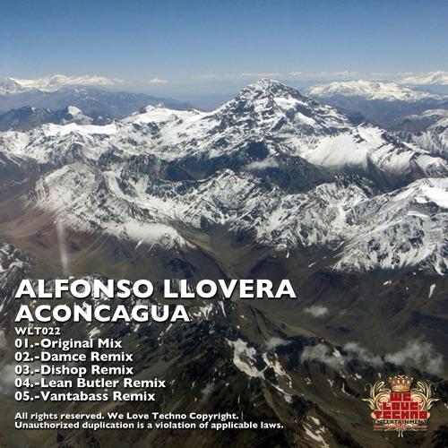 01 - Clip - Alfonso Llovera - Aconcagua (Original Mix) - WLT024 - We Love Techno