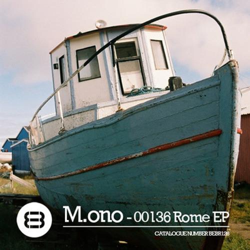 [BEBR126] M.ono - 00136 Rome E.P.