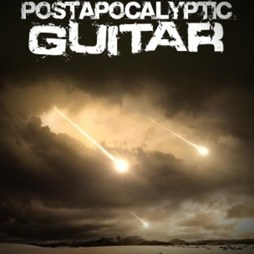8Dio Post-Apocalyptic Guitar
