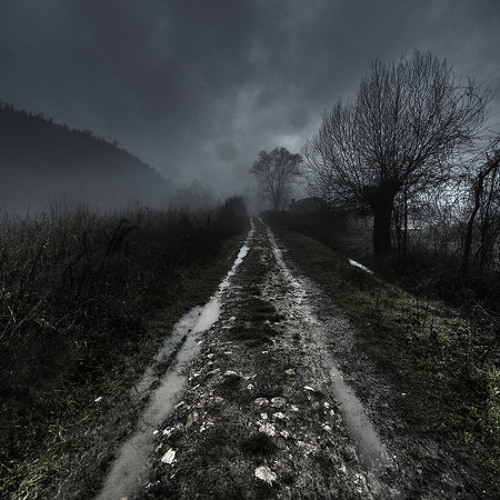 Dr. Barlo on a slow blues tune: Foggy Path