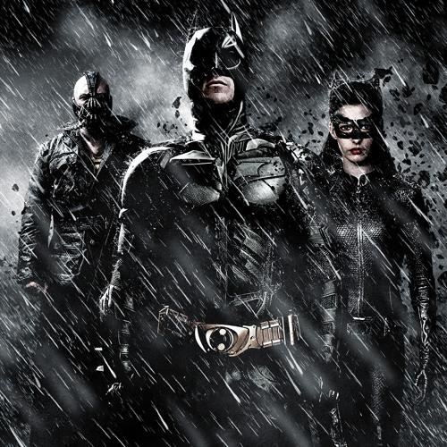 The Dark Knight Rises (Trailer)