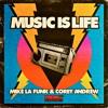 Mike La Funk & Corey Andrew _ Music is Life ( Rafael Yapudjian Soulful Lounge Mix)