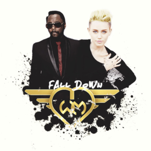 Fall Down - will.i.am ft Miley Cyrus