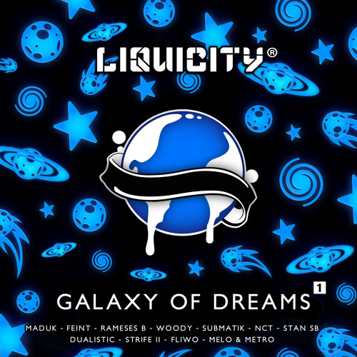 So Strong (OUT NOW on Liquicity 'Galaxy of Dreams Vol. 1')