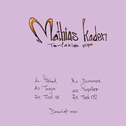 B1 Mathias Kaden - Demence - DESOLATX020 // snippet