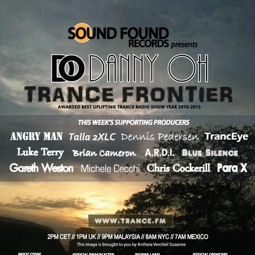 Trance Frontier Episode 198 [10th April, 2013]