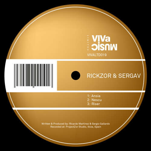 VIVa Limited 019 /// Rickzor & Sergav - Nescu