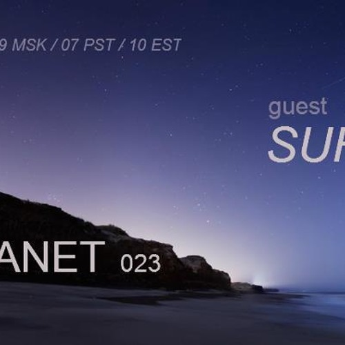 Suffused - Ocean Planet 023 on Pure.FM