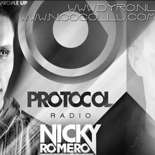 Dyro ft. Nico Collu - Slappin' People Up [Nicky Romero's Protocol Radio Exclusive]
