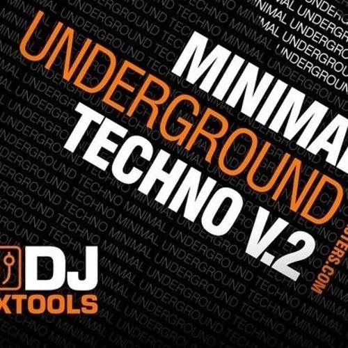 Minimal Techno UnderGround Set # 02  Dj J-Beats
