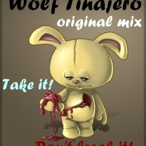 Wolf Tinajero-Take it,Don't break it!-(original mix)