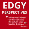 The April 2013 EDGY Perspectives Show