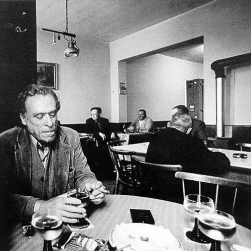 Charles Bukowski - O Pássaro Azul (Bluebird)