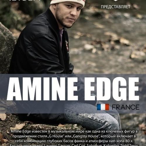 2013.04.11 - Amine Edge @ Indi Club, Nizhny, RU