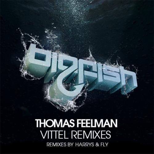 Thomas Feelman - Vittel ( Harrys & Fly Remix ) OUT NOW