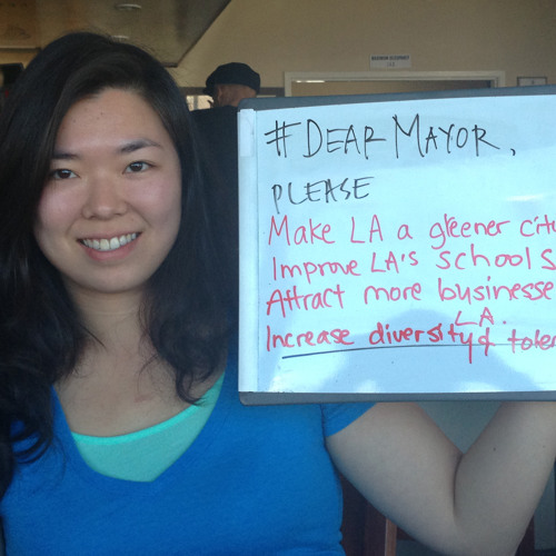 Dear Mayor: Let's talk about diversity