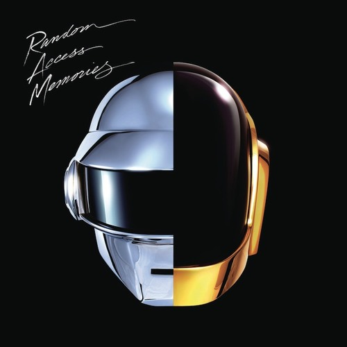 Get Lucky (Ft. Pharrell Williams) - Daft Punk