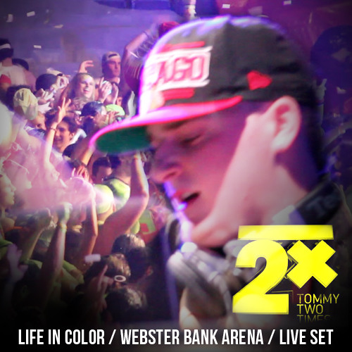 Live Set From Life In Color 4.11.13