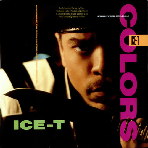 Ice-T Colors (Structure Remix) Free Download !!!