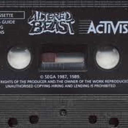 Altered Beast Tape